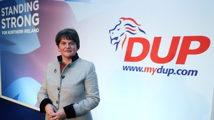 DUP leader Arlene Foster said she believes in unionist co-operation and parties working together to maximise representation
