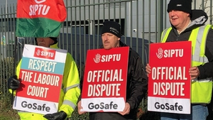 GoSafe workers who are SIPTU members have been engaged in industrial action in recent months
