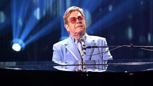 Elton John writes a paean of praise to Divine