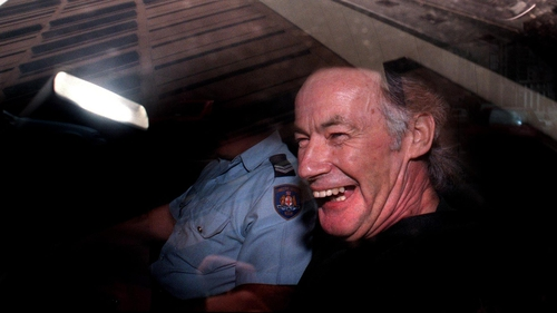 Ivan Milat, pictured in 1997, was arrested three years previously following one of Australia's biggest police investigations