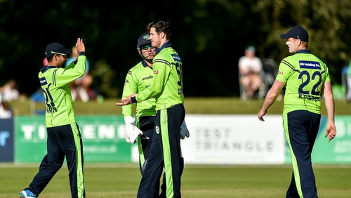 Can Ireland start packing their bags for the T20 World Cup in Australia?