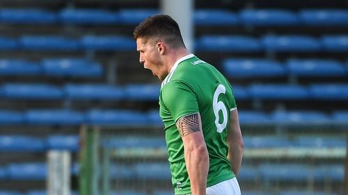Iain Corbett was among the goals for Limerick