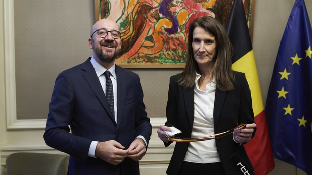 First woman named as Belgian prime minister