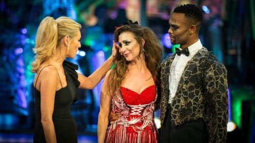 Strictly's Catherine Tyldesley shares emotional photo after elimination