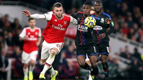 Calum Chambers faces a lengthy spell on the sidelines