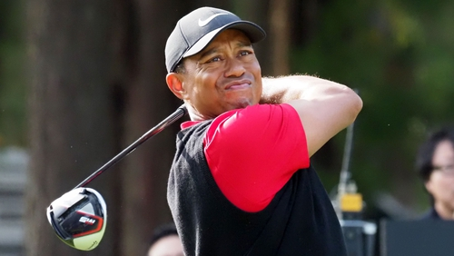Tiger Woods is set to return at the Memorial Tournament in Dublin