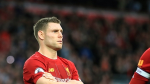 James Milner says this can be Liverpool's year