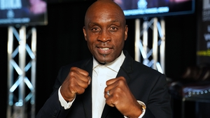 Nigel Benn said his brother died after contracting Covid-19