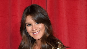 Brooke Vincent has given birth to a baby boy