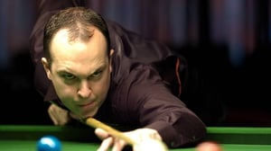 O'Brien is through to the last 32