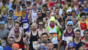 The Dublin Marathon is growing in popularity each year