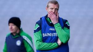 Ballyhale manager Henry Shefflin