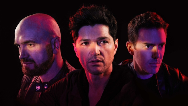 The Script will play at Trinity College as part of the World's Big Sleep Out on December 7