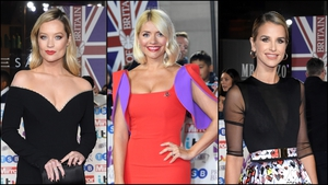 Hosted by Carol Vorderman, the Pride of Britain Awards was a star-studded affair.