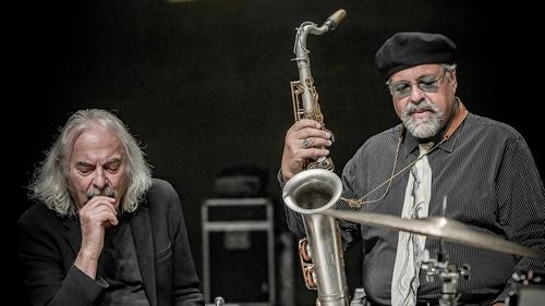 Enrico Rava and Joe Lovano: two jazz greats live in Rome