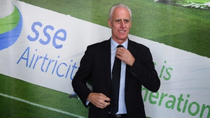 Mick McCarthy named his extended Republic of Ireland squad at a press conference on Tuesday afternoon