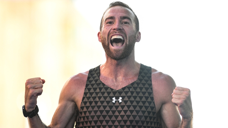 Scullion secures Olympic qualification with Houston run