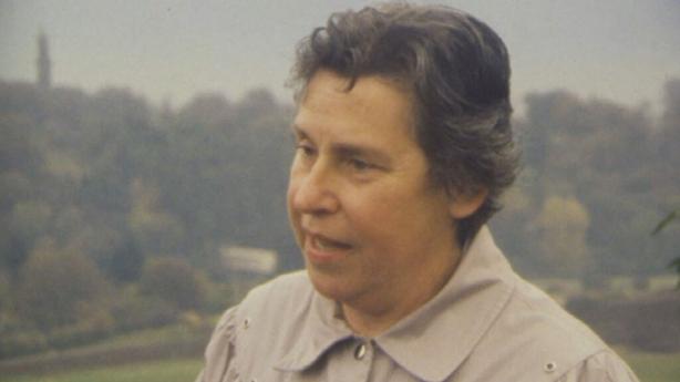 Connie Kiernan, Palmerstown Residents Association (1984)