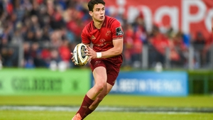Joey Carbery moved to Munster ahead of the 2018/19 season