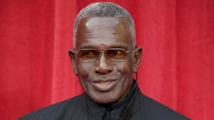"Rudolph Walker - ""I am thrilled to be taking part in this year's competition and can't wait to get started. Although at 80-years-old, it's probably best I don't try to do the splits!"""