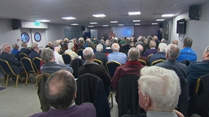 The AGM of the Association of Catholic Priests took place in Athlone