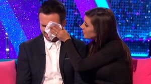 """Will Bayley with professional dance partner Janette Manrara on Strictly Come Dancing: It Takes Two - """"To me it meant more than just a show"""""""