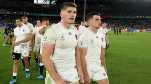 England's twin playmakers to start against South Africa as Jones names unchanged team