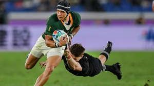 Cheslin Kolbe: 'It would definitely be a highlight in my career'