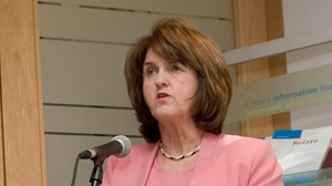 Joan Burton said the Dept of Social Protection is well set up to handle the scheme