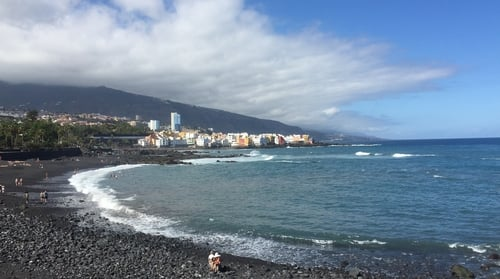 Tenerife as you've never seen it...