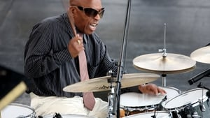 Drummer Roy Haynes performs  in Newport, Rhode Island in 2009