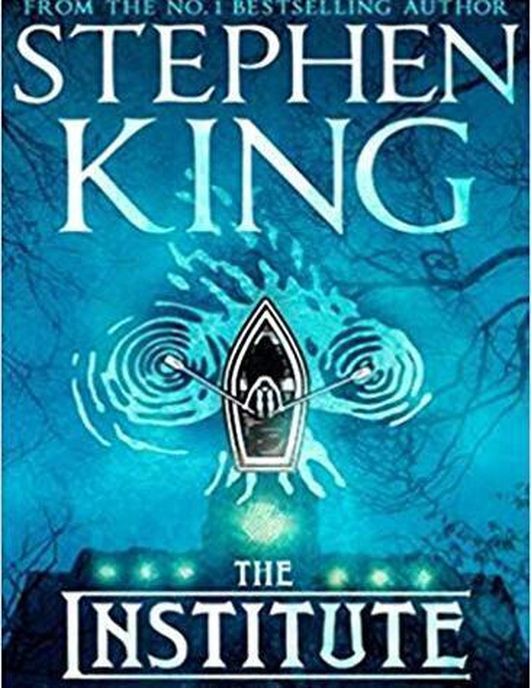"""Stephen King - """"The Institute"""""""