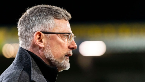 Hearts announced Craig Levein would not return to his previous position as director of football and had stepped down from the club's board