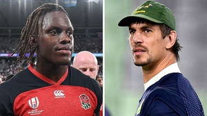 Towering locks Maro Itoje and Eben Etzebeth are likely to be key figures for England and South Africa respectively on Saturday