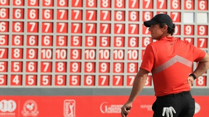 Rory McIlroy set himself up for a weekend charge