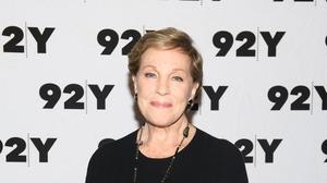 """Julie Andrews: """"It's a huge gift, but a lot of obligation."""""""
