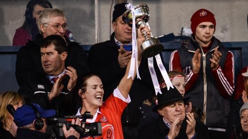 Amanda Finnegan tasted All-Ireland club final victory with Donaghmoyne in 2016
