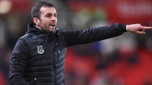 Nathan Jones has been sacked after ten months at Stoke City