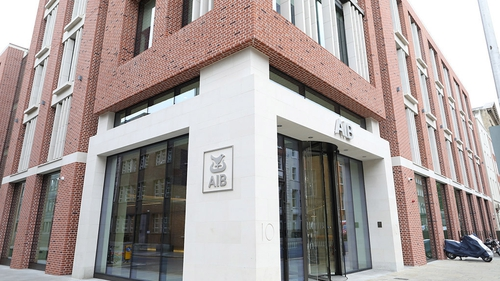 AIB said 92% of the loans were connected to private homes, with the average in arrears for ten years