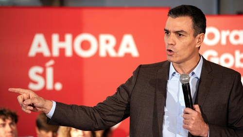 Spanish Prime Minister, Pedro Sanchez, made the offer to host following Chile's withdrawal