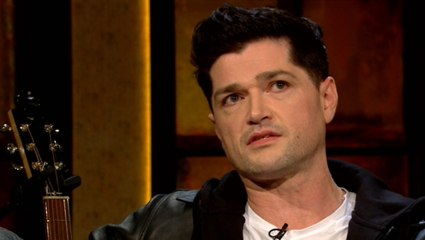 "Danny O'Donoghue - ""It's really, really, really important that you get it out and that you talk about it"""