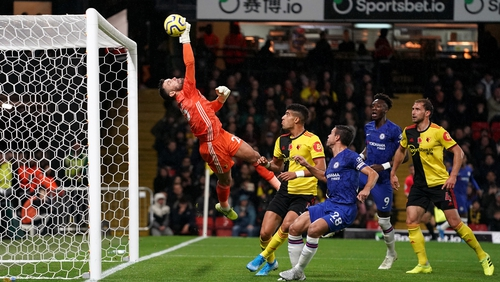 Ben Foster believes that a lack of fans could help take pressure off players
