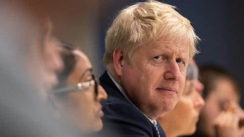 Boris Johnson had made a pledge that the UK would leave the EU by last Thursday, 31 October