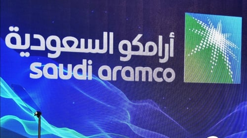 Aramco said the results reflected 'lower crude oil prices, as well as declining refining and chemicals margins'