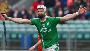 Jack Kavanagh of St Mullins celebrates
