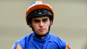 """Donnacha O'Brien: """"It's a relief to win it and to have it over and done."""""""