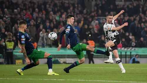 Dundalk and Shamrock Rovers are two of the four teams recommended to participate in the pilot programme ahead of European competitions