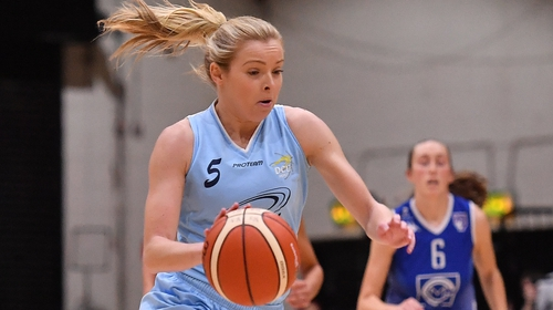 Sarah Woods turned on the style for DCU