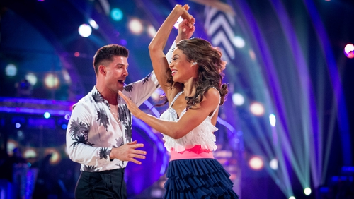 Emma Weymouth has been eliminated from Strictly