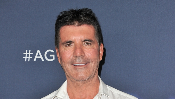 Simon Cowell is mentoring the Groups on The X Factor: Celebrity